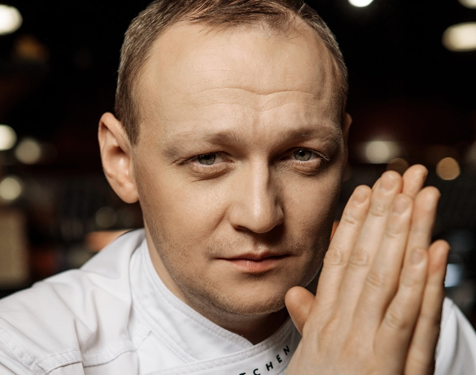 Бренд-шеф ресторана MODUS Андрей Жданов