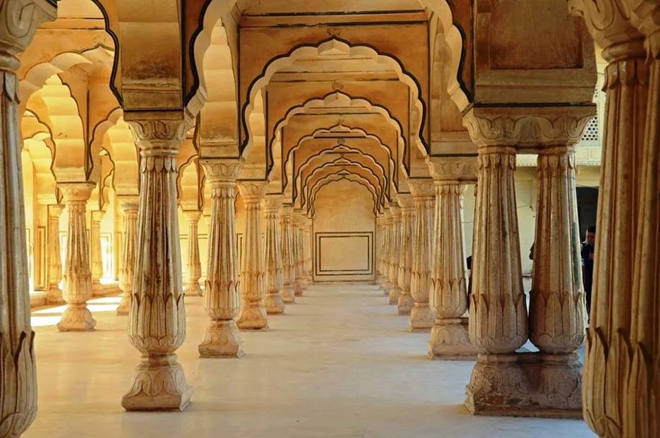 Хава Махал «Дворец Ветров» (Индия)
