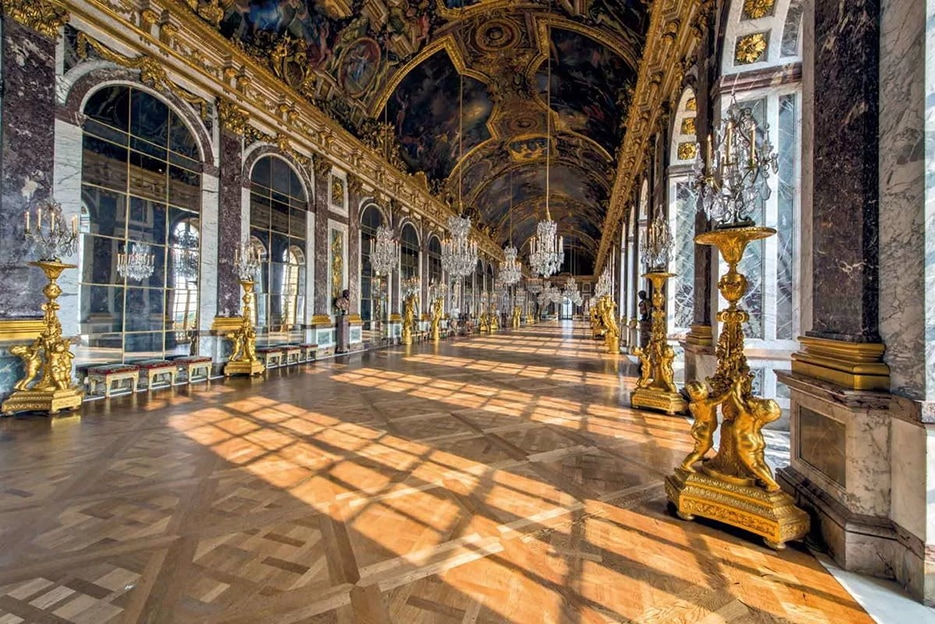 Версальский дворец (Франция)